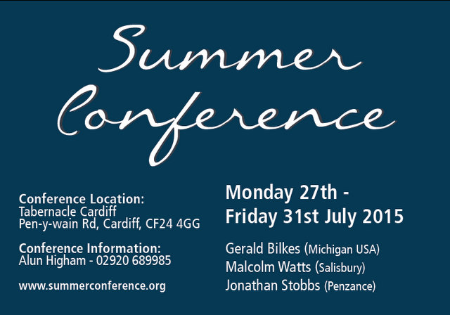 summer conference 2015 advert-001